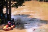 Hilang sejak tiga hari yang lalu, jasad dua pelajar ditemukan mengapung di Sungai Masang Kiri