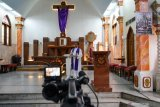 Pemerintah apresiasi ibadah Jumat Agung di rumah
