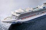 Layak kembali berlayar,  status karantina kapal pesiar Diamond Princess dicabut