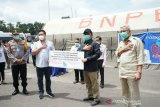 Gubernur Sumsel ajak putra daerah bantu perangi virus corona