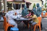 119 personel Polres Bukittinggi dan tahanan jalani rapid test corona, ini hasilnya