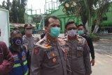 Tiga pekerja PT Energi Agro Nusantara saat kecelakaan kerja