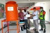 REI Jateng berikan bantuan APD dan wastafel portabel