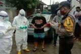 Warga berstatus PDP di Mamuju dievakuasi ke RS Sulbar
