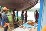 Jasad bayi tenggelam di Sungai Barito ditemukan