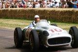 Hamilton sampaikan dukacita atas meninggalnya Stirling Moss