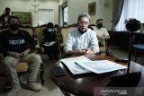 Gubernur Emil setujui PSBB maksimal di Kota Bogor, Depok, dan Bekasi; terbatas di Kab. Bogor-Bekasi