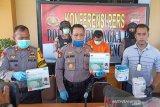 Petugas kebersihan curi ribuan masker dinkes