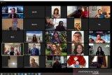 Amerika Bersatu bersosialisasi 'online' lewat Berpacu Dalam Melodi