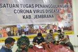 Sehari, pasien COVID-19 Jembrana bertambah enam orang