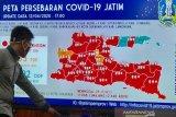 Khofifah: 69 pasien COVID-19  di Jatim sembuh