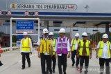 Hutama Karya rajut nadi ekonomi Suwarnadwipa
