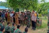 Pangdam Cenderawasih: Proses hukum prajurit yang menewaskan tiga polisi