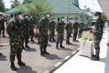 Bantu atasi COVID-19, 25 anggota Kodam Bukit Barisan tiba di Inhil