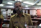 Ganjar minta TNI/Polri tidak ragu tindak tegas pelaku kejahatan saat wabah COVID