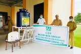 PT GAP kembali salurkan bantuan pencegahan COVID-19 di Kotim