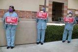 Sebagian besar tenaga medis AS terinfeksi corona di tempat kerja