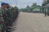 Dandim Mimika peringatkan prajurit TNI-AD tanggalkan ego pribadi
