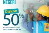 PLN NTT beri diskon 50 persen penyambungan listrik wilayah 3T