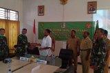 Bupati Mappi Papua terima 20 rumah hasil pembangunan dalam program TMMD