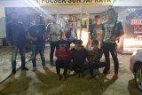 Polri: 28 napi asimilasi yang berulah sudah ditangkap