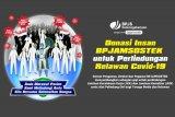 BPJAMSOSTEK donasikan gaji karyawan untuk perlindungan relawan medis COVID-19
