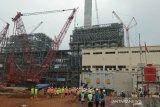Aktivitas proyek PLTU Batang direkomendasikan dihentikan sementara dampak COVID-19