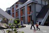 Gedung DPRD Sulteng kembali dibuka setelah EBA sembuh dari wabah COVID-19