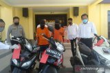 Baru empat hari keluar penjara melalui program asimilasi Corona, mantan napi ini ditangkap mencuri motor