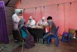 Belasan wartawan di Mataram mengikuti rapid test COVID-19