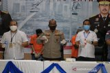 Polisi tangkap pemasok ganja Tio Pakusadewo