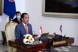 Presiden Jokowi ajak ASEAN Plus 3 bentuk Gugus Tugas hadapi pandemi COVID-19