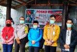 Air dingin bangun Posko relawan antisipasi COVID-19