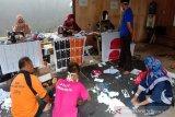 BPBD Temanggung produksi ribuan masker, dibagikan ke masyarakat