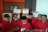PDIP Boyolali bagikan 50.000 masker ke puskesmas dan RS