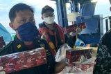 BC Kepri amankan kapal pengangkut 10 juta batang rokok ilegal