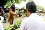 Pelaku usaha mikro di Palangka Raya terima bantuan masker
