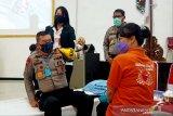 Polda Kalteng bantu PMI tambah stok kantong darah