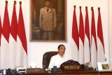 Presiden Jokowi meminta belanja kementerian dipercepat