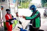 PT Pertamina beri cashback 50 persen pembelian BBM kepada 10.000 pengemudi ojol