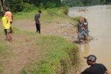 Seorang warga Dharmasraya belum ditemukan sejak pergi memancing di Sungai Batanghari