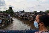 Sri Mulyani memprediksikan angka kemiskinan naik akibat pandemi COVID-19