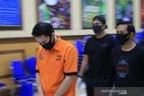 Pemain sinetron Ahmad Reza kembali ditangkap