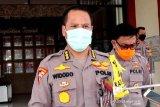 Polda klaim tingkat kriminalitas di Jateng turun selama pandemi COVID-19