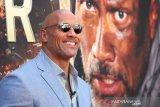 'The Rock' dinobatkan sebagai aktor dengan bayaran tertinggi di dunia
