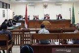 Sidang perdana dugaan suap terhadap Muzni Zakaria, ini isi dakwaan jaksa