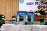 Optimalkan pembangunan non fisik, Korem 102 Panju Panjung luncurkan sebuah buku