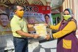 Anggota DPR RI John Kenedy Azis gunakan honornya bantu warga Sumbar terdampak COVID-19