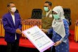 PDGI Sulselbar sumbang ratusan APD bagi tenaga medis