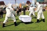 Polda DIY menyiapkan personel untuk bantu pemakaman korban COVID-19